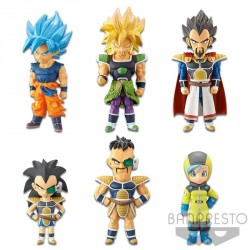 Dragonball Super the Movie WCF Collection Vol.2