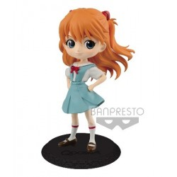 Evangelion Movie Q Posket Shikinami Asuka Langley Ver.B