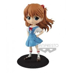 Evangelion Movie Q Posket Shikinami Asuka Langley Ver.A