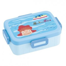 Ponyo Sur La Falaise Bento Box Carrée 4-Point 650 ml