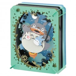 "Mon Voisin Totoro Paper Theater ""Moonlight Sky"""