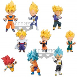 Dragonball Super WCF Saiyan Special Collection