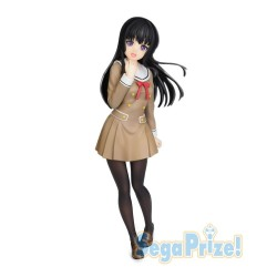 BanG Dream Girls Band Party - Shirokane Rinko - School☆Days Ver. Premium Figurine