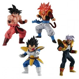 Dragonball 04 Starting! Dragon Ball GT Hen HG Collection