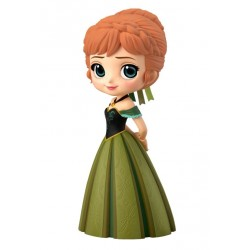Disney Characters Q posket Anna Coronation Style