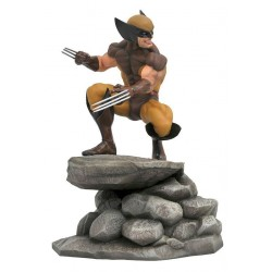Marvel Gallery Wolverine Brown Comics Ver PVC Statue
