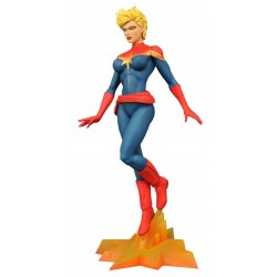 Marvel Gallery Captain Marvel PVC Statue