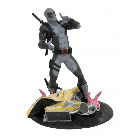 Marvel Gallery Taco Truck Deadpool X-Force Ver PVC Statue