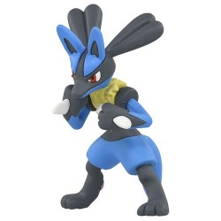 Pokemon Figurine Lucario Moncolle MS-10