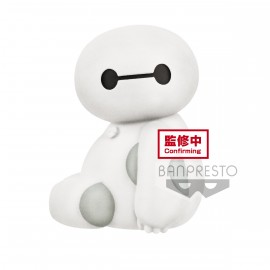 Disney Characters Fluffy Puffy Figurine Baymax Ver A