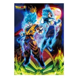 Dragonball Super Broly The Greatest Enemy Puzzle 1000 pièces (n°1000T-115)