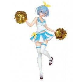 Re Zero Snow Memory Rem Cheerleader Ver. Special Figure