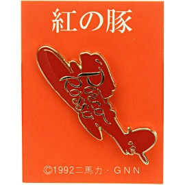 Porco Rosso Pins Badge Hydravion 2