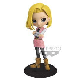 Dragonball Z Q Posket Figurine Android 18 Ver. B