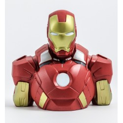 Iron Man Mark 7 Tirelire Bust Bank