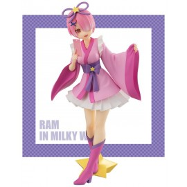 Re Zero Ram In Milky Way Ver. SSS Figurine