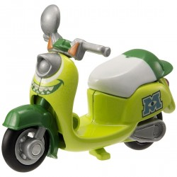 Monstres Academy Tomica Scooter Bob 10 cm