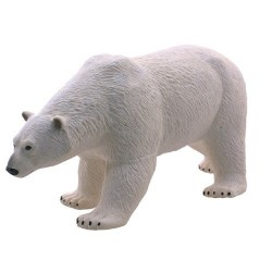 Figurine Ours Polaire Vinyl Model