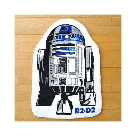 star wars tapis r2 d2. Black Bedroom Furniture Sets. Home Design Ideas