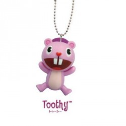 Happy Tree Friends Toothy Pendentif / Strap