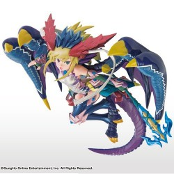 Puzzle & Dragons Eigou no Aoryuukanshi Sonia Figurine Collection Vol.11