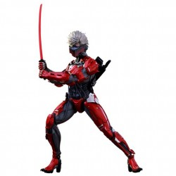 Metal Gear Rising Raiden Inferno Armor Version 1/6 Scale Collectible Exclusive Figure par Hot Toys