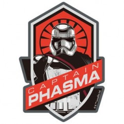 Star Wars The Force Awakens Autocollant Captain Phasma