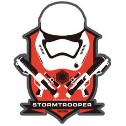 Star Wars The Force Awakens Autocollant Stormtrooper