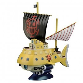 One Piece Grand Ship Collection Maquette Submarine Trafalgar Law