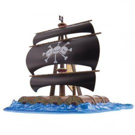 One Piece Grand Ship Collection 11 Maquette Marshall D Teach Pirate Ship