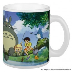 Mon Voision Totoro Fishing Studio Ghibli Official Mug 340 ml