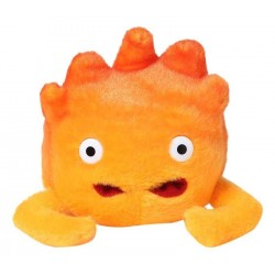 Chateau Ambulant Calcifer Peluche