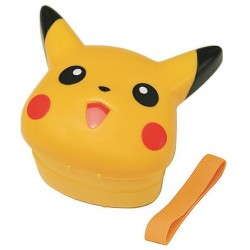 Pokemon Bento Box Pikachu Visage