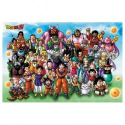 Dragonball Z Puzzle 1000 pièces n°57