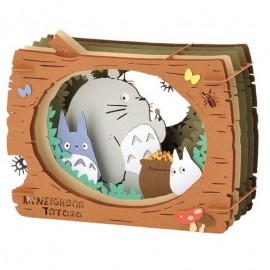 Mon Voisin Totoro Paper Theater Secret Feast