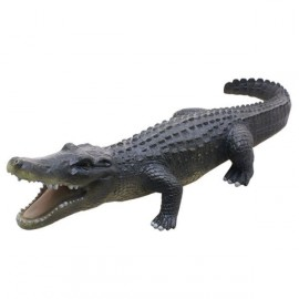 Alligator Figurine en PVC Souple