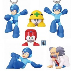 Megaman Rockman Figure Collection