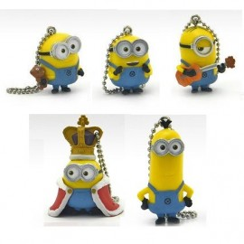 Minions Figurines Pendentifs Collection