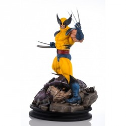 Wolverine 1/6 Scale Statue Semic PrototypeZ by Erick Sosa