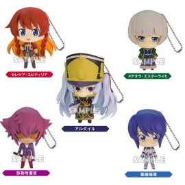 Re Creators Meteora Figurine Mascot Swing Key Chain