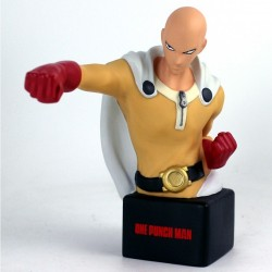 One Punch Man Saitama Bust Bank Serious Ver.