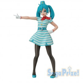Hatsune Miku Project DIVA Arcade Future Tone Tricolor Airline Airport Uniform Ver.