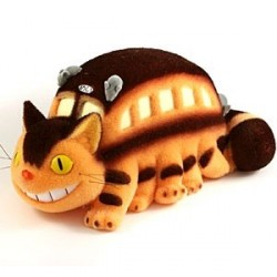 Mon Voisin Totoro Chat-bus Collection Doll Figurine 20 cm