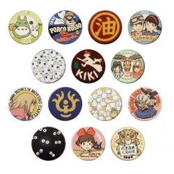 Studio Ghibli Badges Collection Vol.1