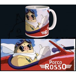 Porco Rosso Studio Ghibli Official Mug 340 ml