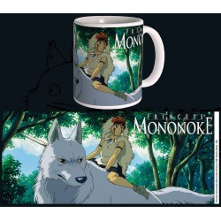 Princesse Mononoke Studio Ghibli Official Mug 340 ml