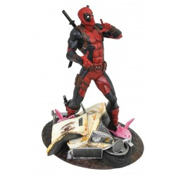 Marvel Gallery Taco Truck Deadpool PVC Statue