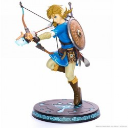 The Legend of Zelda Breath of the Wild Link PVC Statue