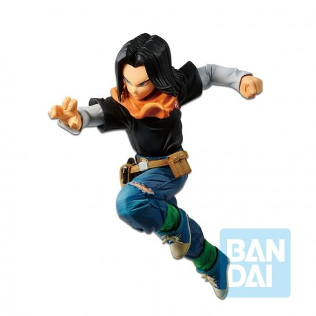 Dragonball Z The Android Battle with Dragonball FighterZ Android 17