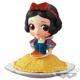 Q Posket Sugirly Figurine Snow White